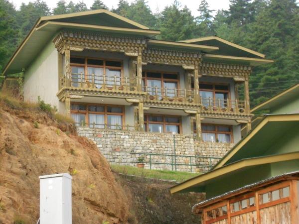 Bhutanese hotel
