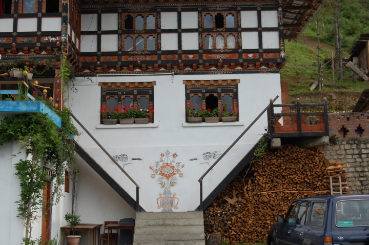 Hotel Restaurant in Bumthang