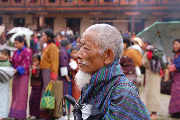 Bhutan festival